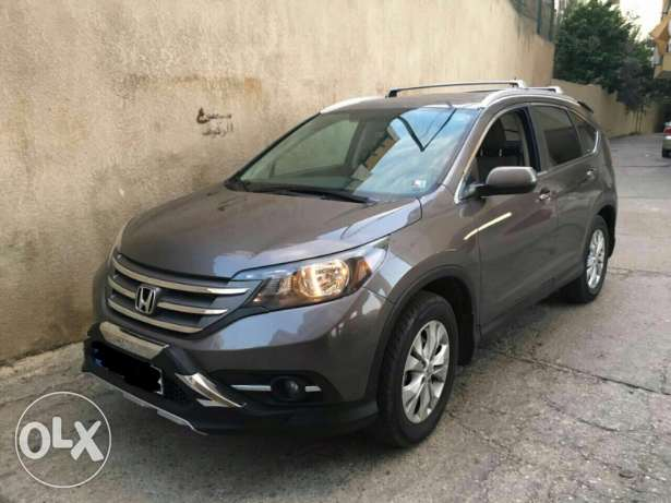 Honda CRV 2012 exl super clean أشرفية -  5