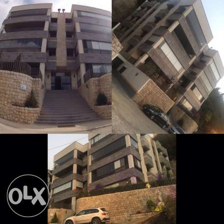 fully furnished apartment for sale in Rabweh انطلياس -  8