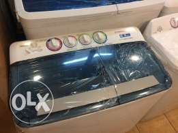 campomatic washing machine 8.5 kg with one year warranty NEW