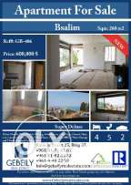 Apartment for Sale in Bsalim GB00406