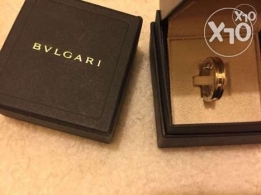 bvlgari men ring, size 59(check the size chart)