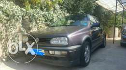 URGENT SALE Golf for sale or trade on a 4x4