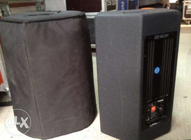 jbl prx 612 powered by crown amp like new super sound best live sound