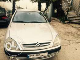Citreon Xsara 2004