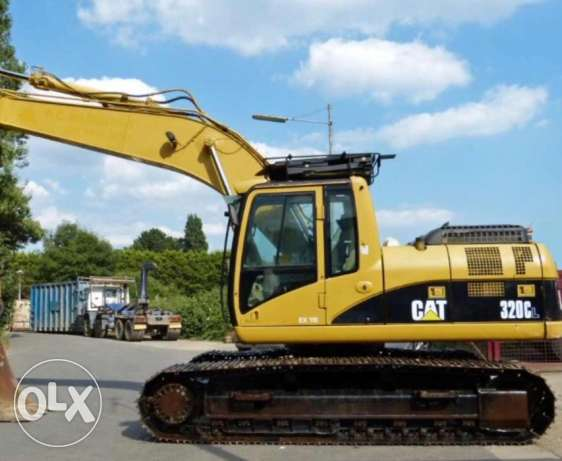 Caterpillar 320CL - 2003