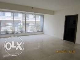 132sqm New Unfurnished apartment for rent Achrafieh Hotel Dieu