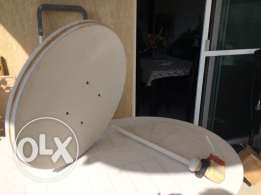 hotbird satellite dish