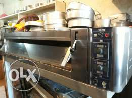 Oven electrolux