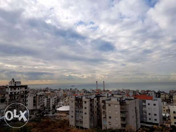 HOT DEAL! 155 m2 apartment for sale in Zouk Mikhael (sea and mountain
