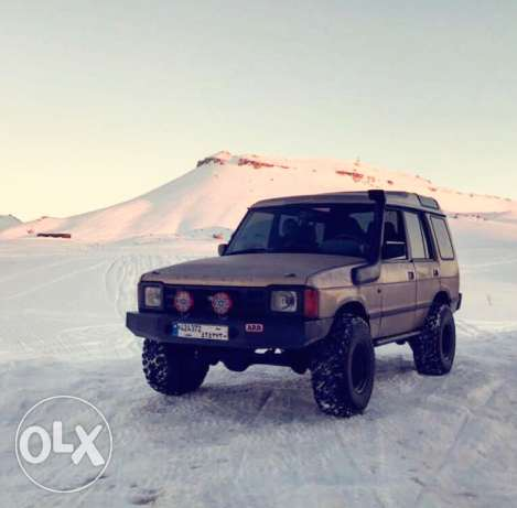 land rover discovery (inkad)