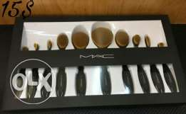 MAC Oval Brushes Set