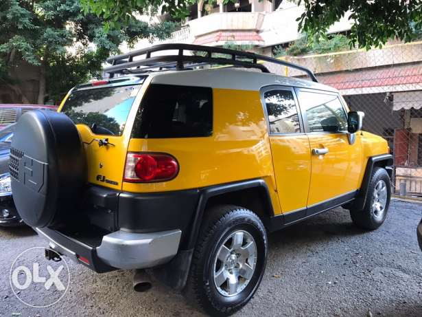 FJ cruiser 2007 for sale mint condition برج ابي حيدر -  3