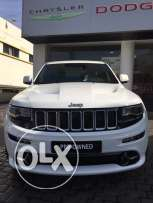 2014 Grand Cherokee SRT **47.000 km**TGF **warranty till end of 2018
