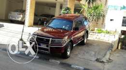 Montero sport khare2 full option
