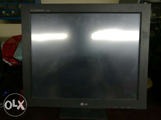 lg touch screen 17""