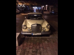 Mercedes benz excellent condition for sale , a great collection car