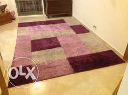 Carpet for sale 340x240 cm used for two months