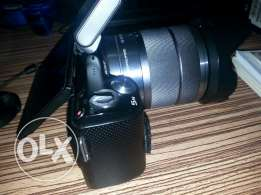 Camera pro sony for sale still new 1 months and 1 time used