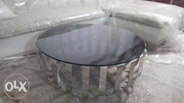 shining table stainless steel