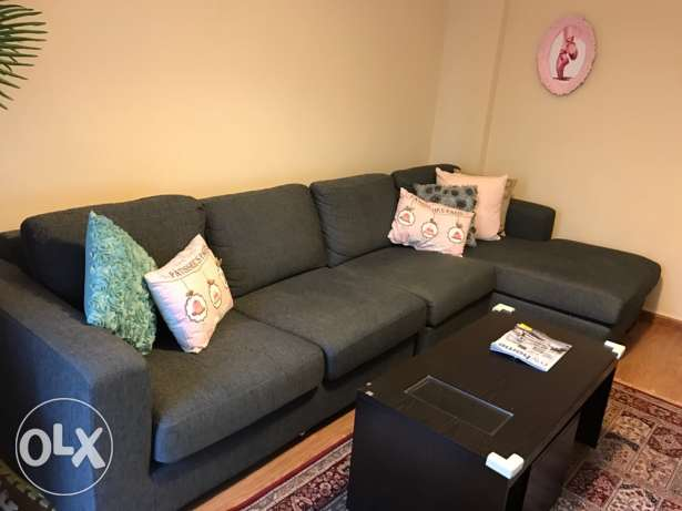 Apartment for rent in Tayouneh not furnished