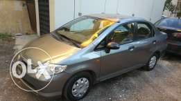 Honda City - from company