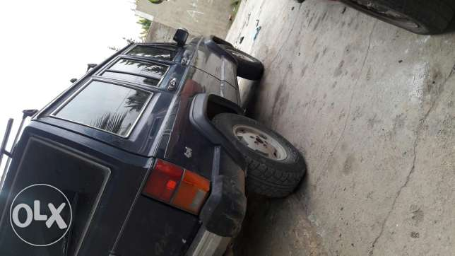 Jeep for sale or trade مقايضة على اوتوماتيك