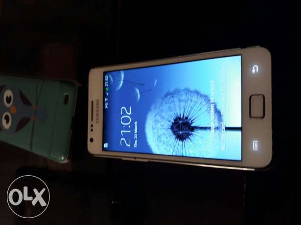 Samsung galaxy S2 plus for sale