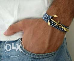 I NEED Anchor bracelet