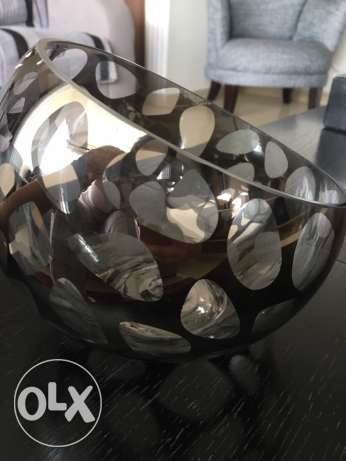 round glass vase for sale