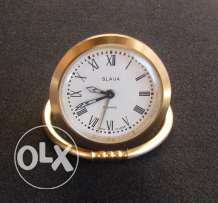 vintage windable alarm clock made in ussr perfect timing & alarm
