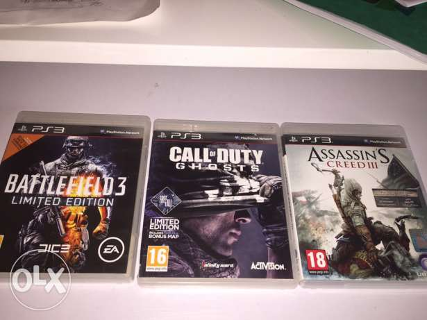 3 great games