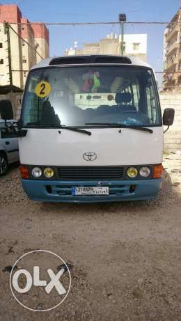 Toyota#coaster#96 in excellent condition
