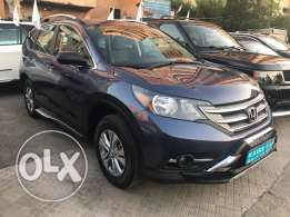 CR-V 2013 Blue-Black new and nice color 4x4