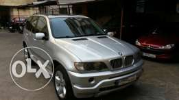 For sale BMW X5 model 2002/ 3.0