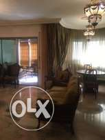 Sanayeh: 210m apartment for rent