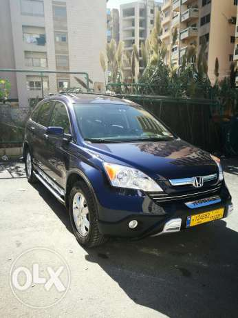 honda cr-v ex model 2008 البحصاص -  4