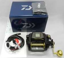 Electric fishing reels used and new fishing reel + rigs