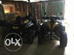 Can Am Renegade 1000xxc Atv