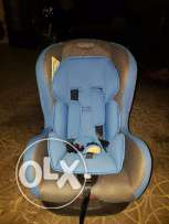 Carseat color Blue