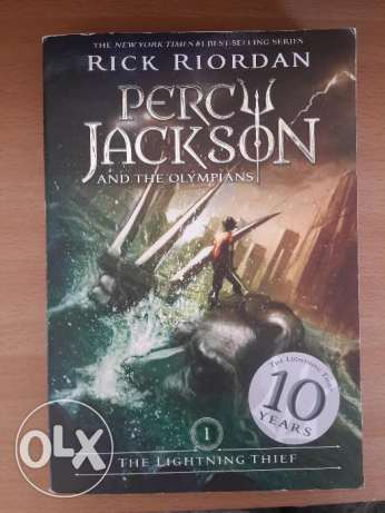 Percy Jackson and the Olympians غازير -  4