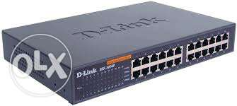 d-link switch 24 ports brand new