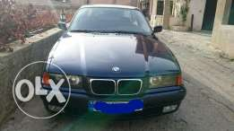 BMW 318 IS 1994 coupe 4 Cylin