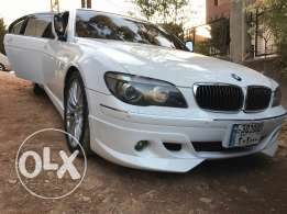 VIP BMW 7 series for sale