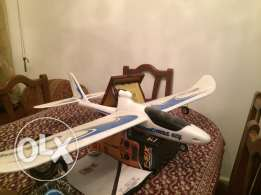cloud fly RC plane.