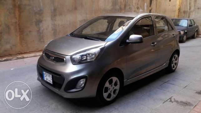 Kia picanto ex 2014 full options