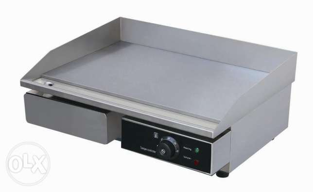 Getra electric grill