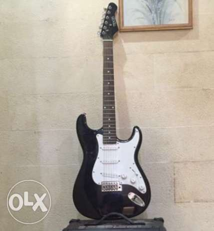 electric guitar texas still new