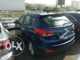 Hyundai tucson 2014 as new 36000 km
