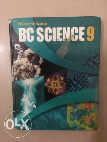 BC Science 9 - McGraw-Hill Ryerson