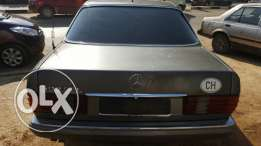 mercedes lal be3